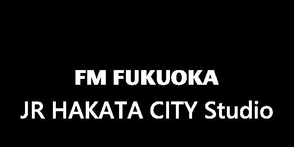 FM FUKUOKA JR HAKATA CITY Studio